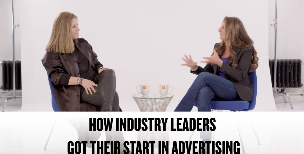 Industry Conversations: How Industry Leaders got their Start in Advertising