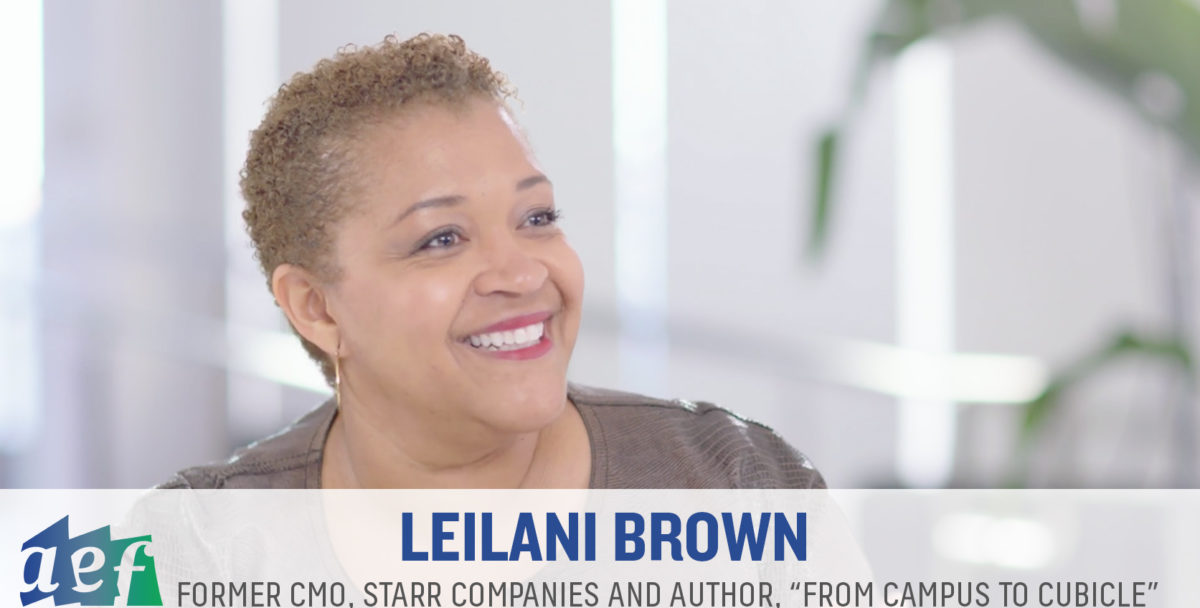Industry Conversation with Leilani Brown