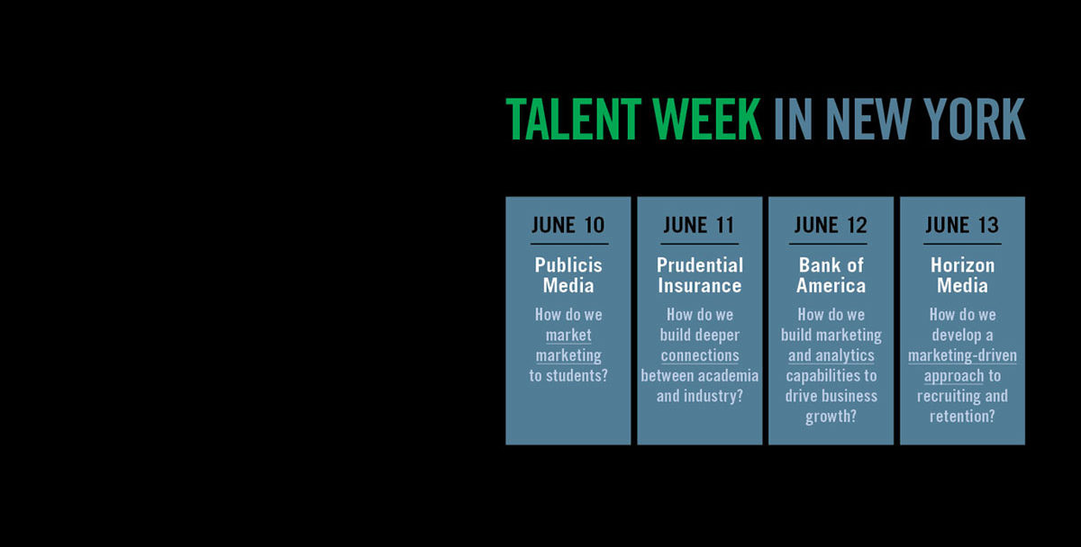 Talent Week in NYC