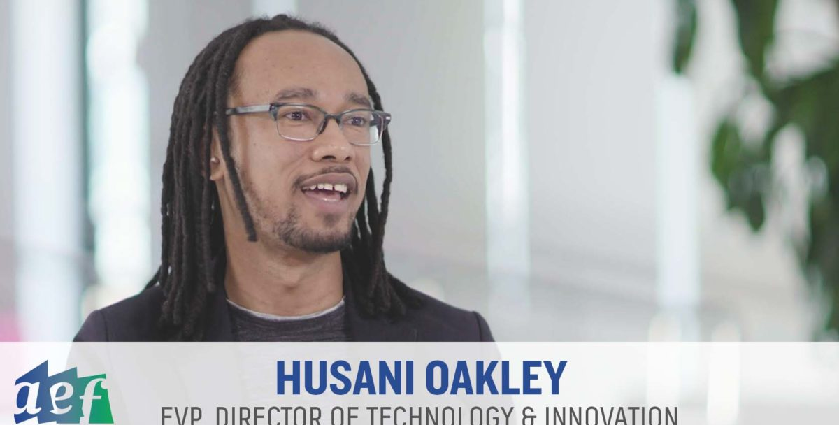 Industry Conversation with Husani Oakley
