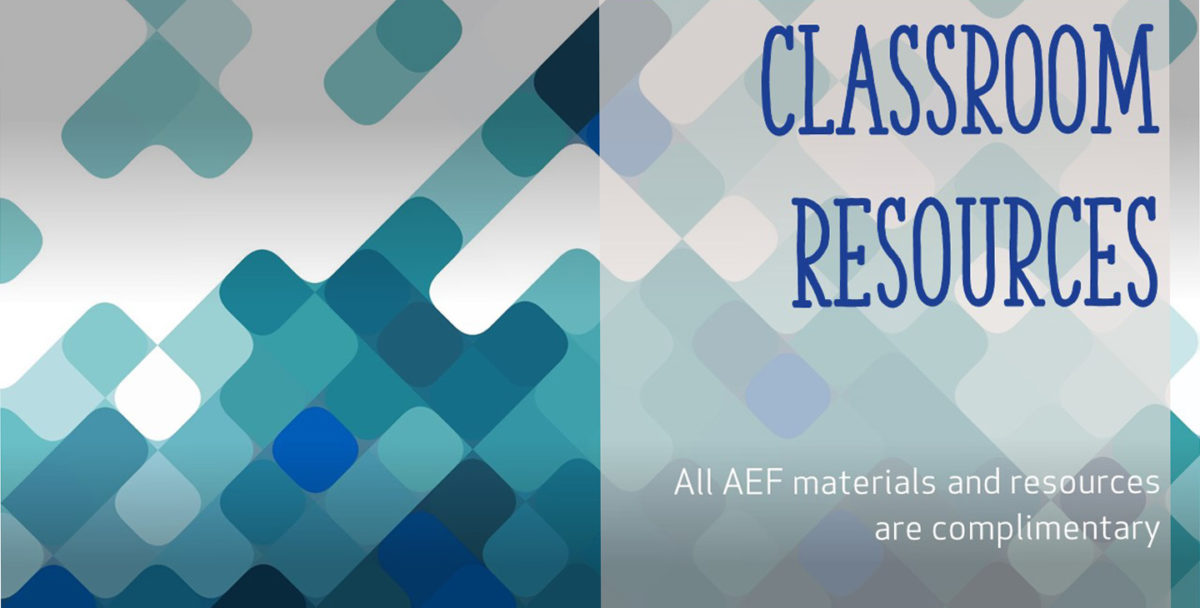 AEF is Here to Enhance Your Virtual Classroom