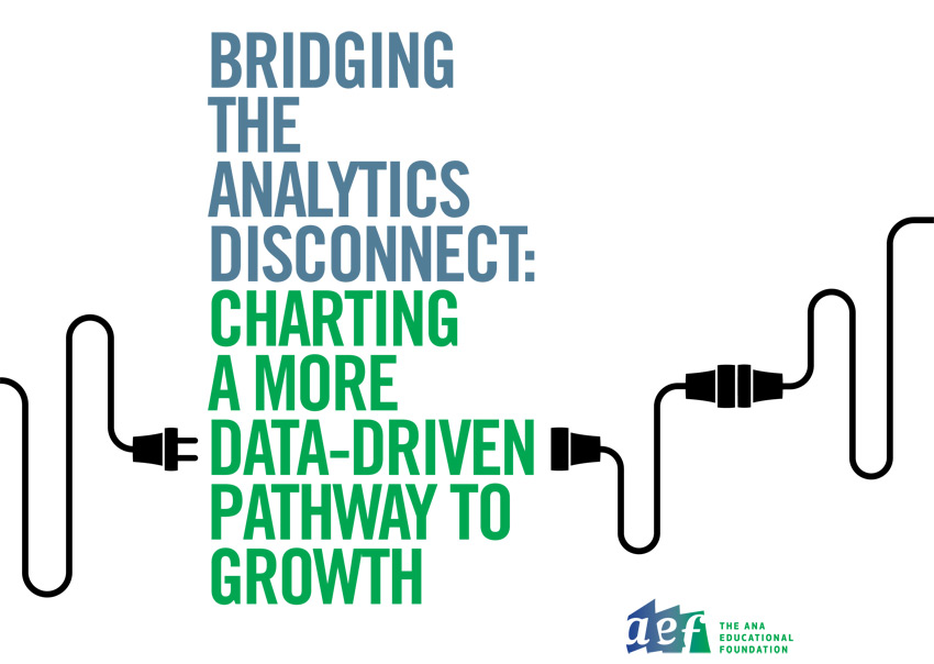 Bridging the Analytics Disconnect research study